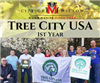 Tree City USA - 1st Year