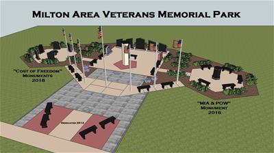Milton Area Veterans Memorial